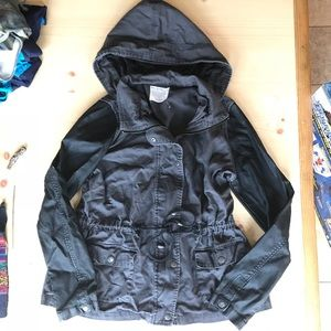 Women's utility jacket forever 21